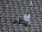 Fans: dejected and die-hard