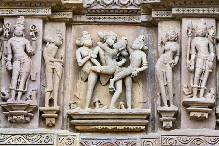 Khajuraho Temples are more than just erotic