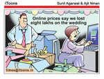 Online prices ...
