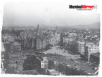 Cityscape of old Bombay