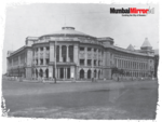 Old office buildings of Bombay