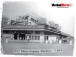 Old Churchgate station