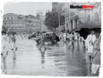 A rainy day in Bombay