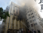 Fire breaks out at MTNL building