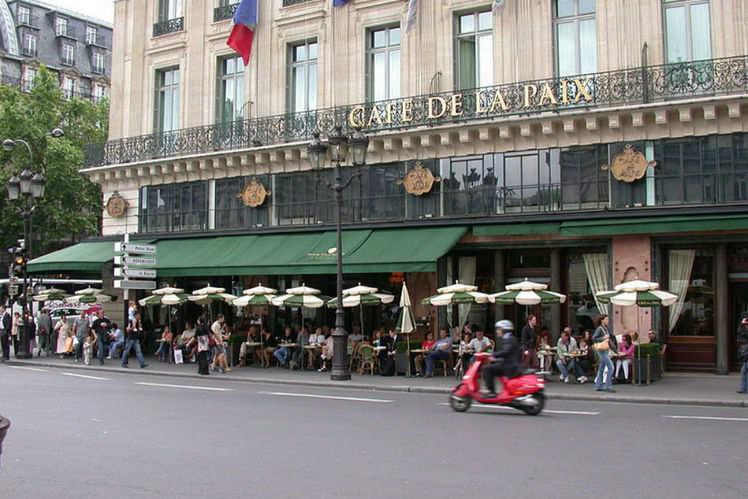 Paris is always a good idea, mon amour
