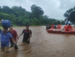 Rescue operations underway