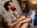 Cuddling releases feel-good hormones
