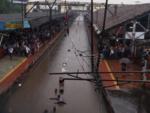 Mumbai comes to a halt
