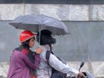 Light showers in Bengaluru