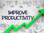 ​Look for ways to increase productivity