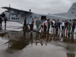 NDRF, IAF to the rescue