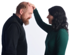 Partially bald men are not attractive