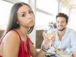 ​I regret going on a blind date