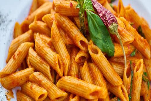 Indian Grilled Chicken Pasta