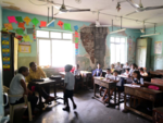 An unsafe school