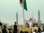 PM Modi unfurls the National Flag at Red Fort