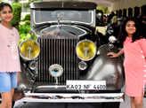 Stunning photos of vintage cars at Chennai heritage auto show