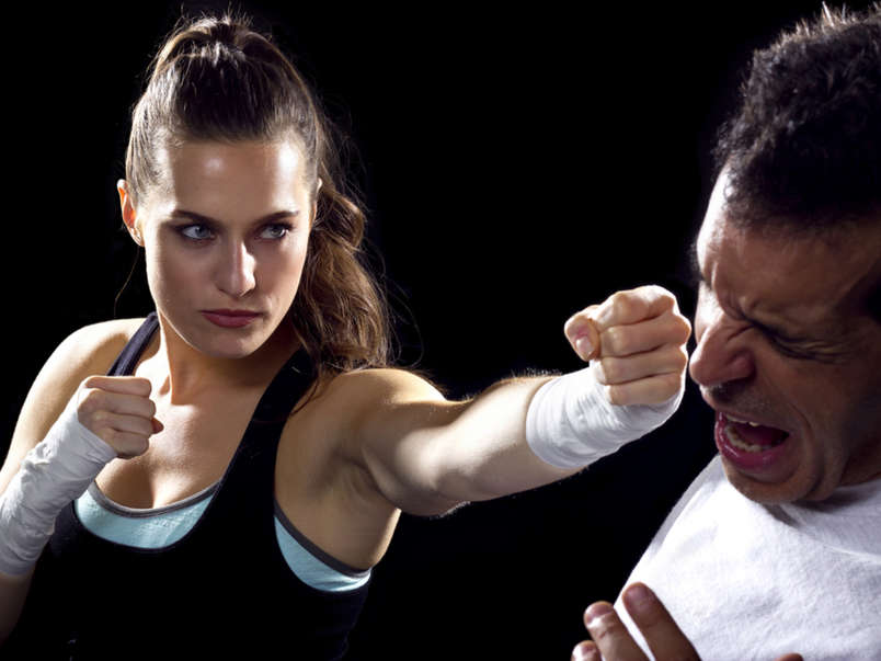 5 martial art forms women can learn for self-defense | The Times ...