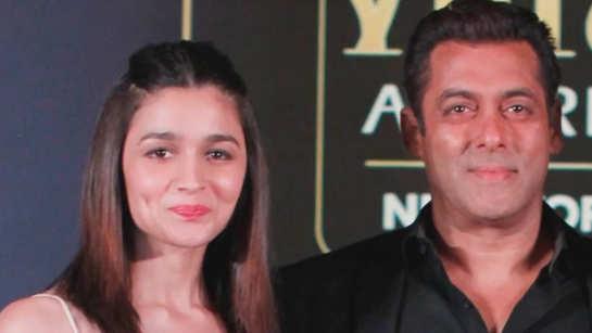 Salman Khan and Alia Bhatt starrer 'Inshallah' stalled