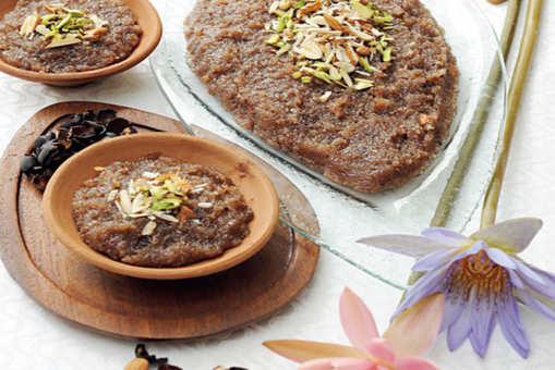 Lotus Seeds Halwa