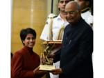Arjuna Award for Poonam Yadav