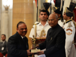 Sanjay Bhardwaj receives Dronacharya Award