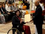 Rajiv Gandhi Khel Ratna Award for Deepa Malik