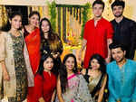 Team Kumkum Bhagya celebrate in style