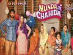 'Munda Hi Chahida'