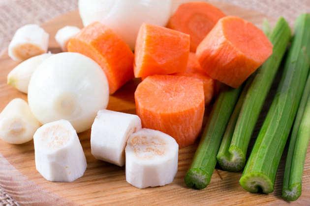 chopped-veggies
