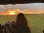 Alia Bhatt basks under the Kenyan sun