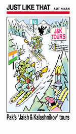 Pak's Jaish & Kalashnikov' tours