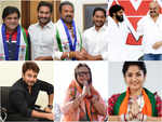 Tollywood actors who forayed into politics