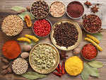 English names of your favourite spices