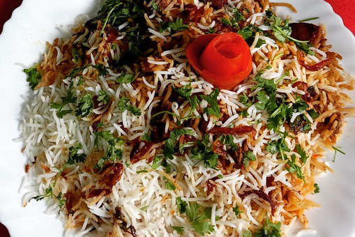 Unique Chicken Biryani