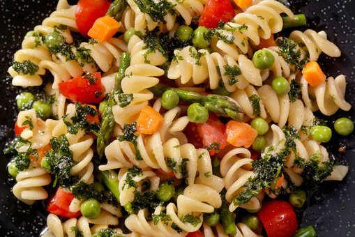 Rotini Primavera Pasta Salad