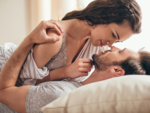A cuddle can make all distance disappear, literally
