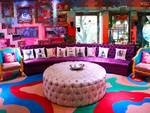​The funky and vibrant look of BB house