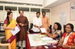 Aaditya Thackeray files nomination from Worli