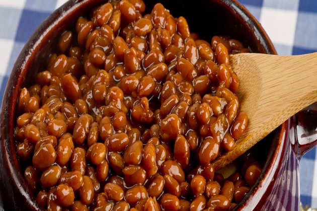 Baked Beans On Toast Step 3