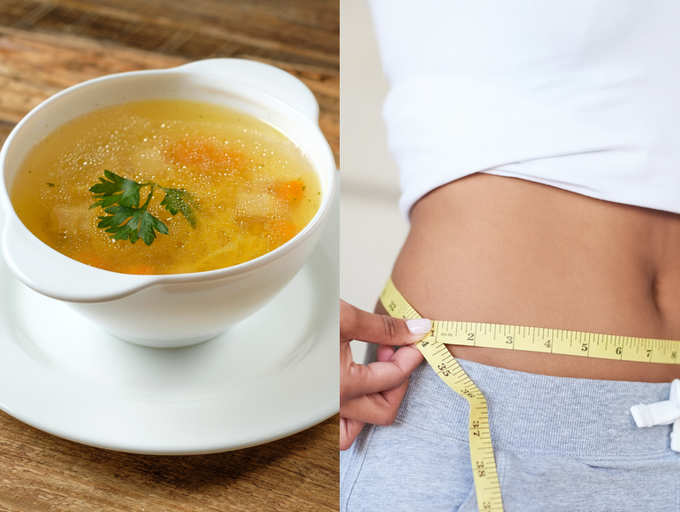 Three easy vegetable soups for quick weight loss   The Times of India