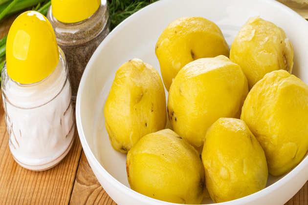 Potato Rosti Step 1