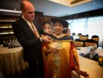 Honorary Doctorate for Asha tai