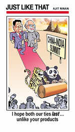 India-China summit