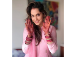Isha Koppikar gives a glimpse of her Karwa Chauth