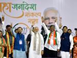 PM Modi addresses rally in Pune