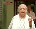 Shubha Khote gets inked