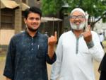Voters in Amravati
