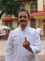 Bhai Jagtap After Voting