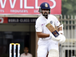 And it's a ton for Rahane!